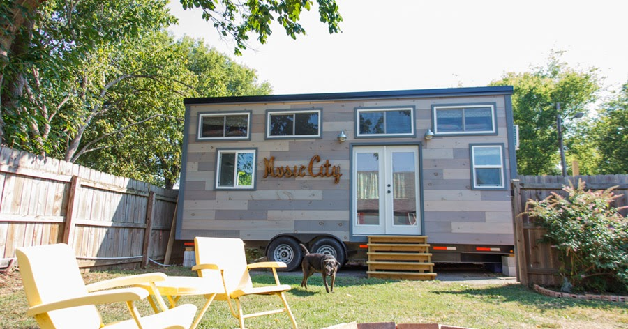 Tiny House Town The Music City Tiny House By Tennessee