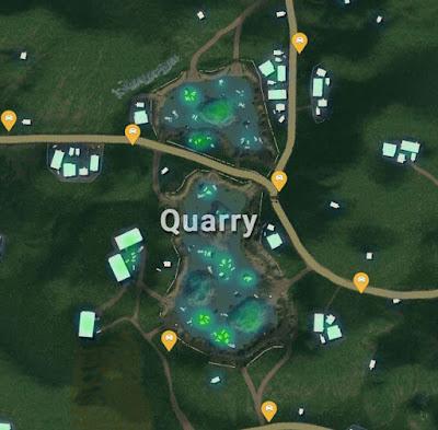 3. Quarry