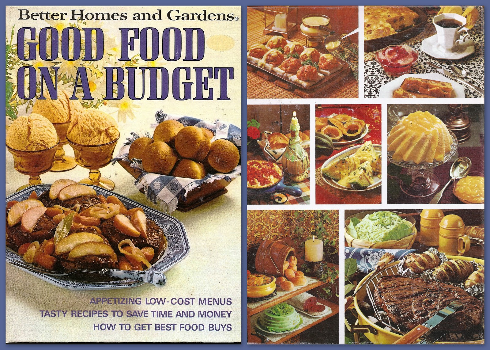 The Iowa Housewife: Better Homes and Garden\'s Good Food on a Budget