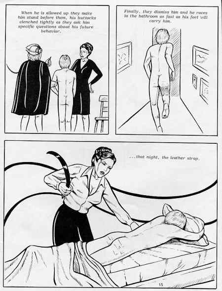 spanking discipline drawings Enema