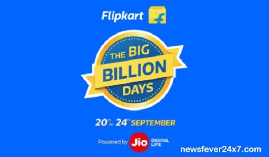 Flipkart Big Billion Days Sale : Day 1 Best Offers