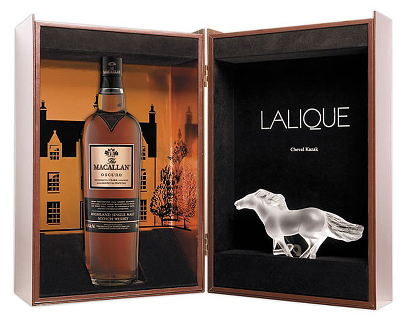 lalique and Macallan