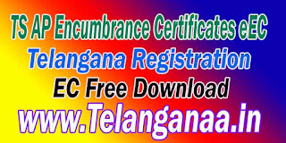TS AP Encumbrance Certificates eEC Download-Telangana Andhra Pradesh Encumbrance Certificates(eEC) Telangana Registration EC Download