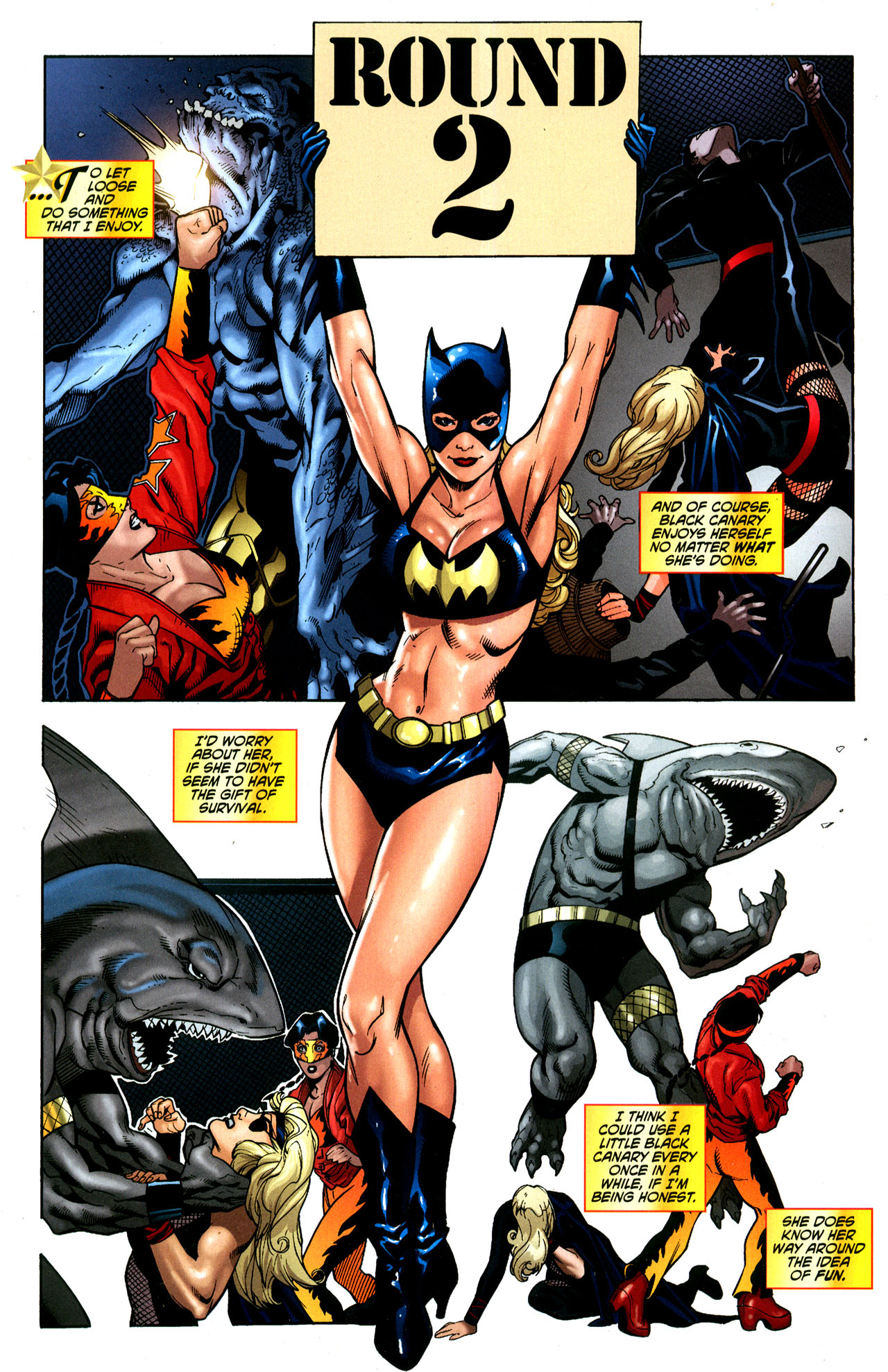 Read online Wonder Woman (2006) comic -  Issue #35 - 7