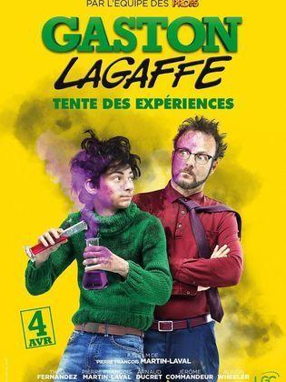 Gaston Lagaffe (2018) ταινιες online seires oipeirates greek subs