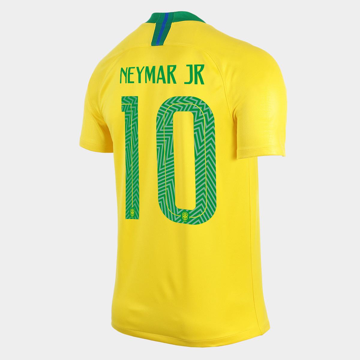 fa7a4a510 Extraordinary Nike Brazil 2018 World Cup Font Revealed - Footy ...