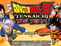 Dragon Ball Z Tenkaichi Tag Team Ppsspp Apk