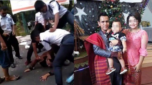 4 Pelaku Pengeroyokan Joni dan Stefan hingga Tewas di Kampus Unimed Dikabarkan Ditangkap Polisi