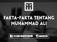 Fakta Tentang Muhammad Ali yang Jarang Diketahui