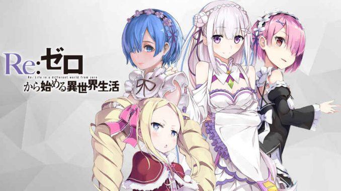 Re:Zero kara Hajimeru Isekai Seikatsu BD Episode 01-25 BATCH Subtitle Indonesia
