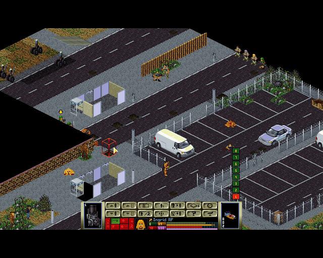 Open X-Com X-Files Prison Break
