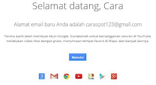 Panduan Lengkap Cara Membuat Email Baru Di Gmail Google