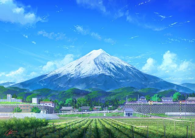 SHARE Một Số Stock,Background về Anime-Japan cực chất.