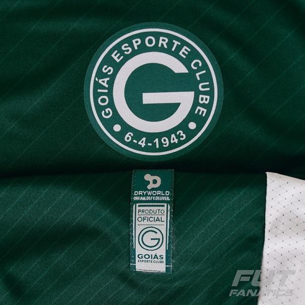 49e6730bea Dryworld apresenta as novas camisas do Goiás - Show de Camisas