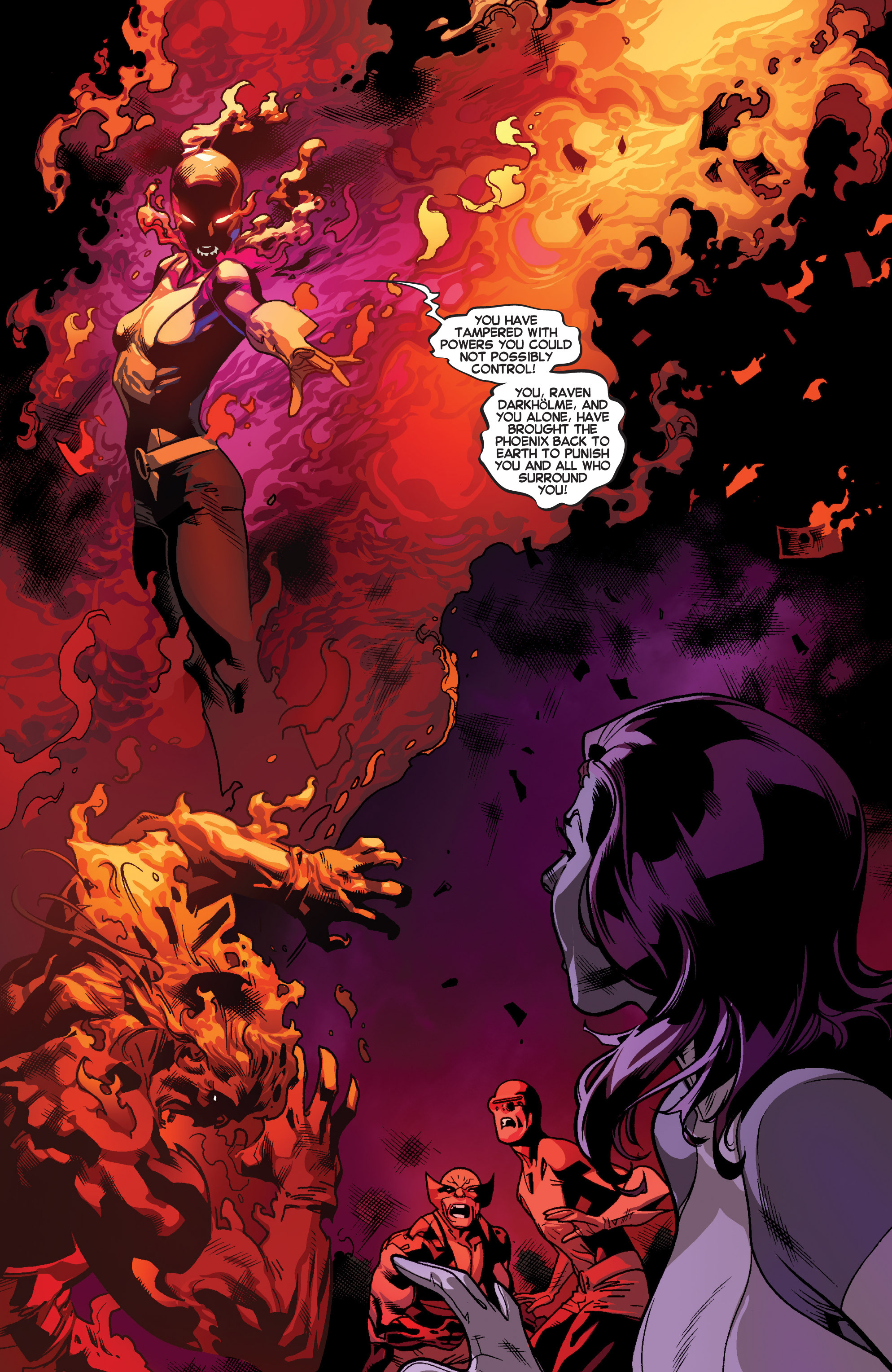 Read online All-New X-Men (2013) comic -  Issue # _Special - Out Of Their Depth - 71