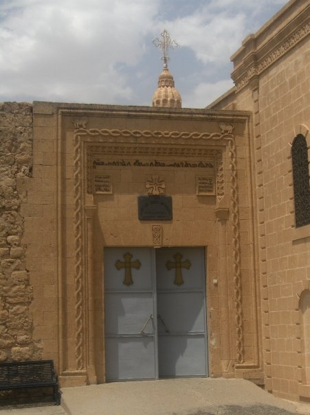 Midyat Mor Gabriel Manastırı