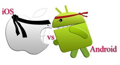 Rahmat Siswanto - ios vs android