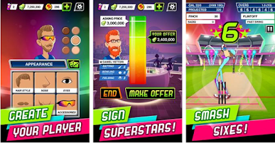 Stick Cricket Super League Mod Apk