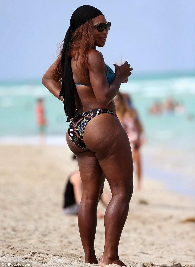 Nadia styles naked