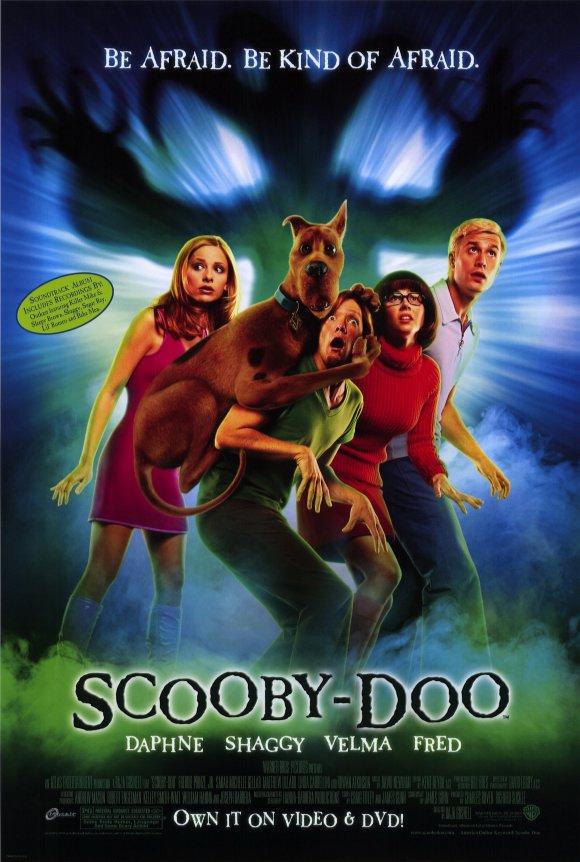 Chú Chó Scooby-Doo
