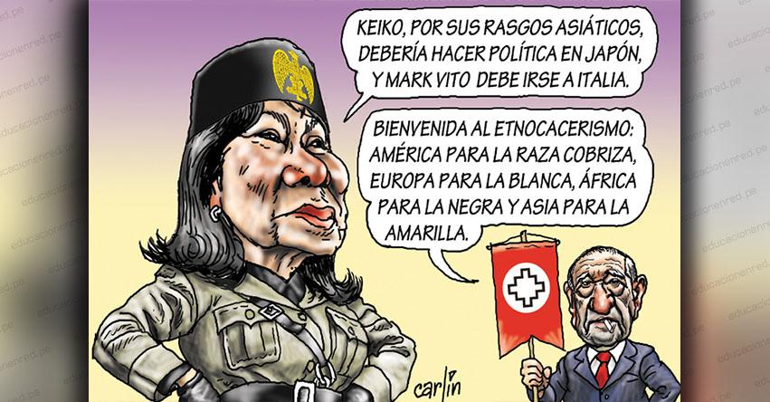 Carlincaturas Jueves 3 Septiembre 2020 - La República