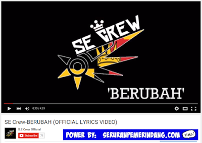 SE Crew band & Single 'Berubah'