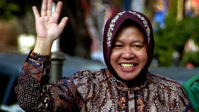 Tri Trismaharini, Walikota Perempuan Perubahan Kota Surabaya