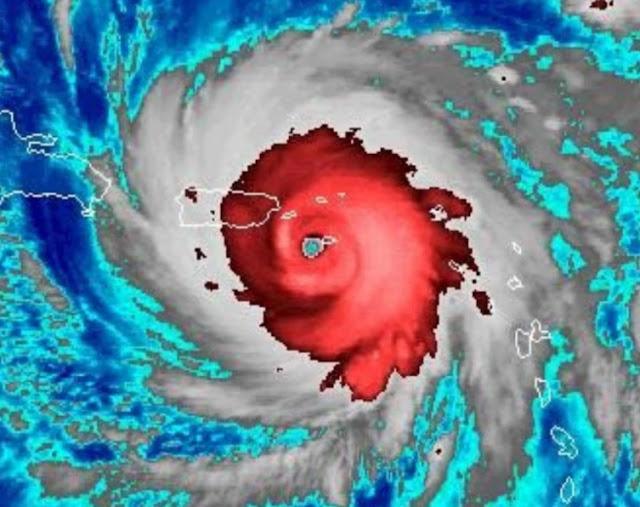 Huracanes del atlantico