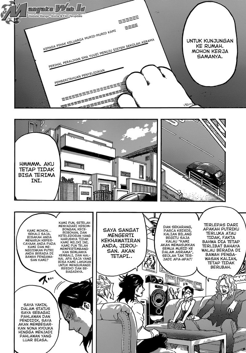 Boku no Hero Academia Chapter 96-7