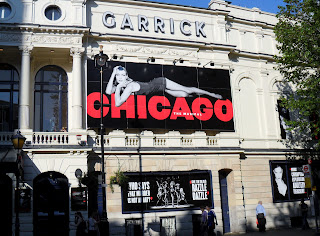 Chicago, Garrick Theatre London