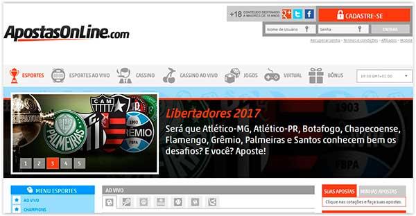 Apostas Online Site de Apostas Esportivas Brasil