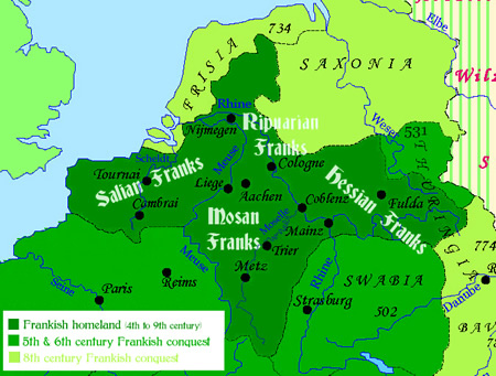 Frankish Tribe