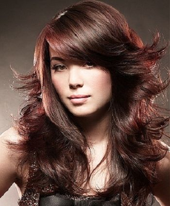 hairstyles with side swept bangs tutaj patka