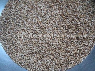 Bene (Sesame Seed) Chutney