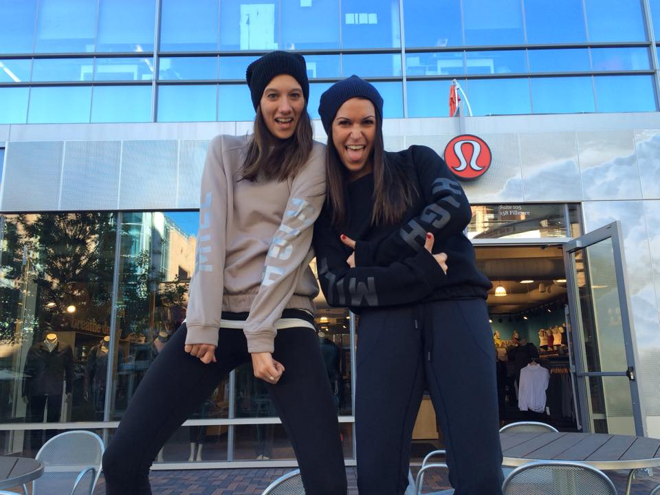 lululemon warm up crew
