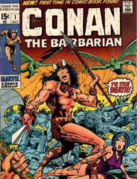 Conan the Barbarian (1970)