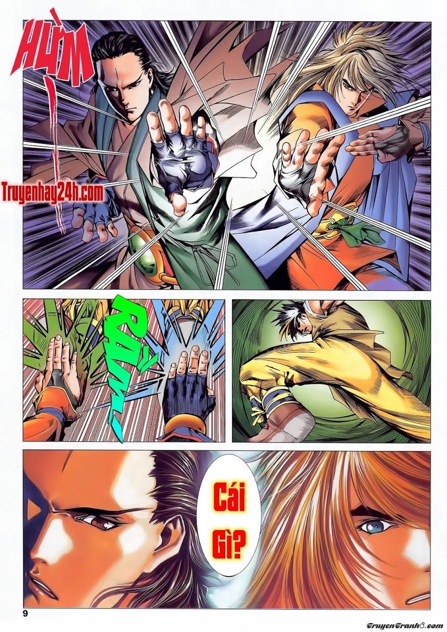 Lục Đạo Thiên Thư chap 21 - Trang 7