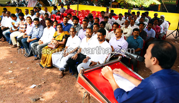News, Kerala, Merchants association, Dharna, National highway, National Highway Development; Merchants association protested