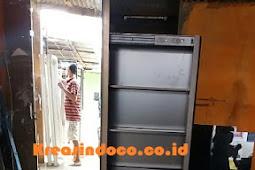 Meja Rias Aluminium Pesanan Bu Indah Jakarta Barat