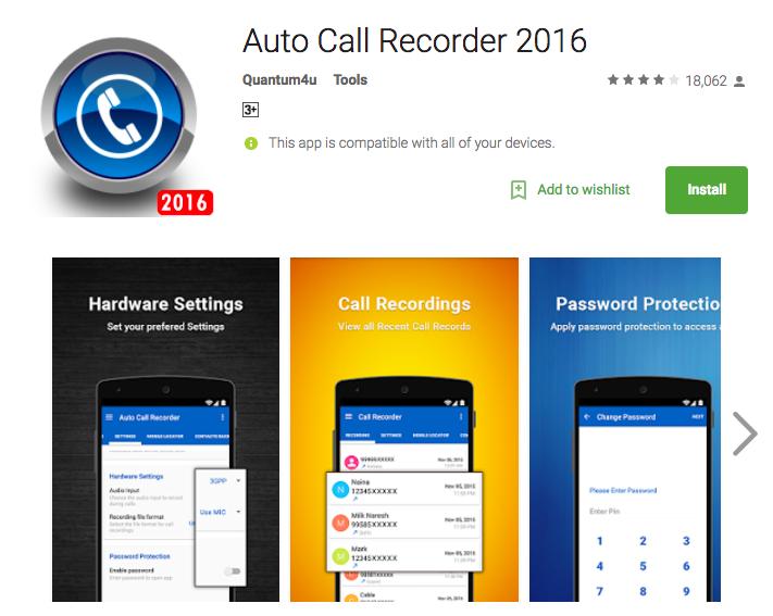 Mobile Call Apne aap record kaise karen