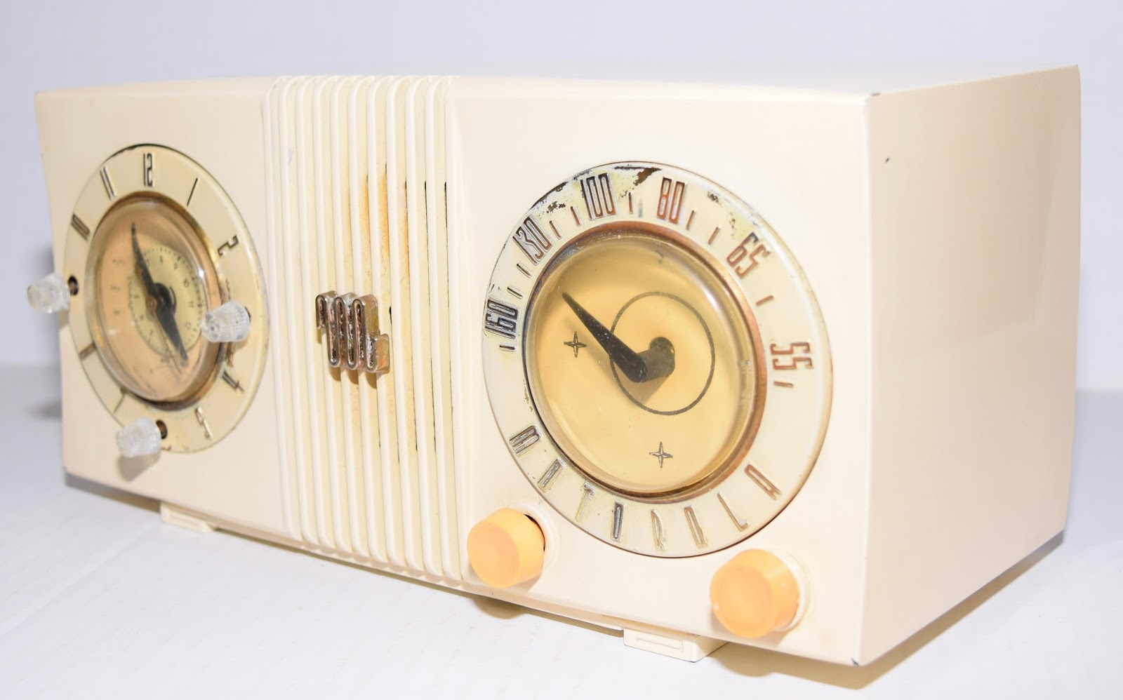 American Radio Design Deco Mid Century Retro Styled