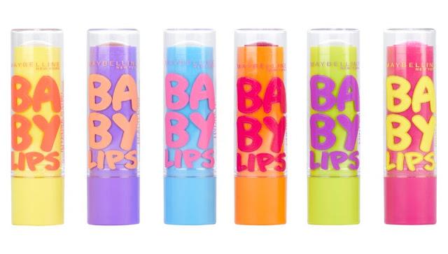 Lip Bam Maybelline