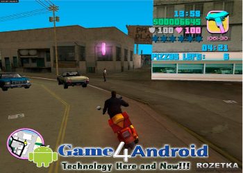 Grand Theft Auto Vice City PSP Free