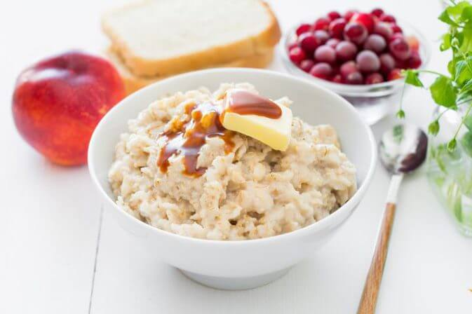 Kenapa Harus Memilih Oatmeal Sebagai Menu Diet?