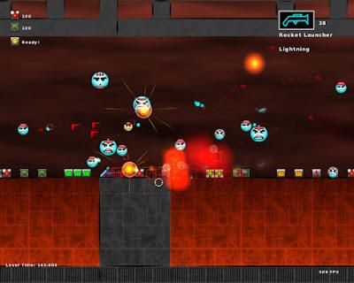 表情大戰(Emotigeddon),有趣的動作射擊遊戲!