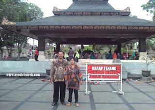 Makam Bung Karno, Blitar