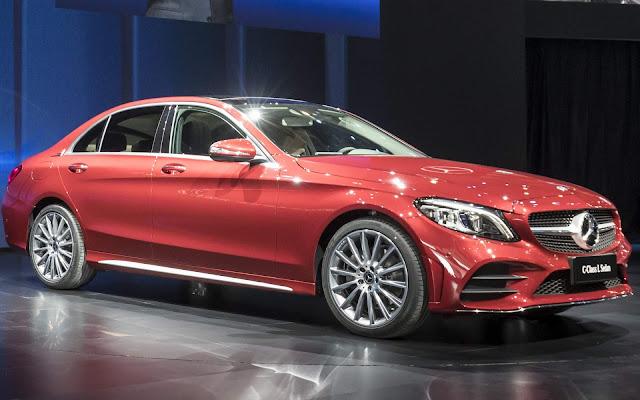Mercedes Benz Classe C 2019