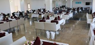 mus universitesi oteli misafirhane konukevi cafe restoran menu