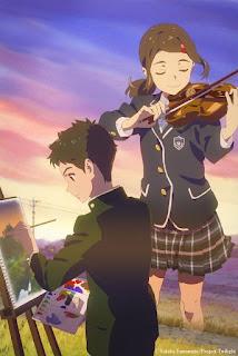 "Nueva imagen promocional de la película ""Hakubo"" de Yutaka Yamamoto"