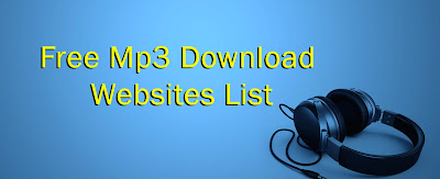 Top 10 The Best Free Mp3 Download Websites List 2017